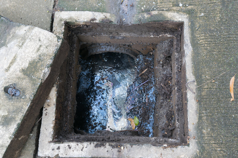 Blocked Sewer Drain Unblocked in Salford Greater Manchester